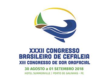 XXXII Congresso Brasileiro de Cefaleia